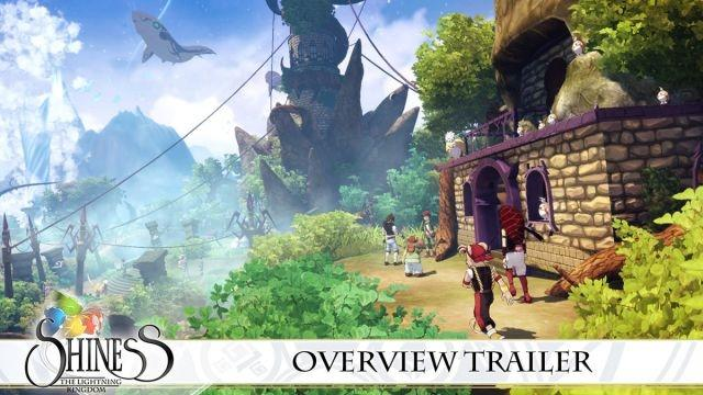 Trailer: Animé-style adventure 'Shiness'