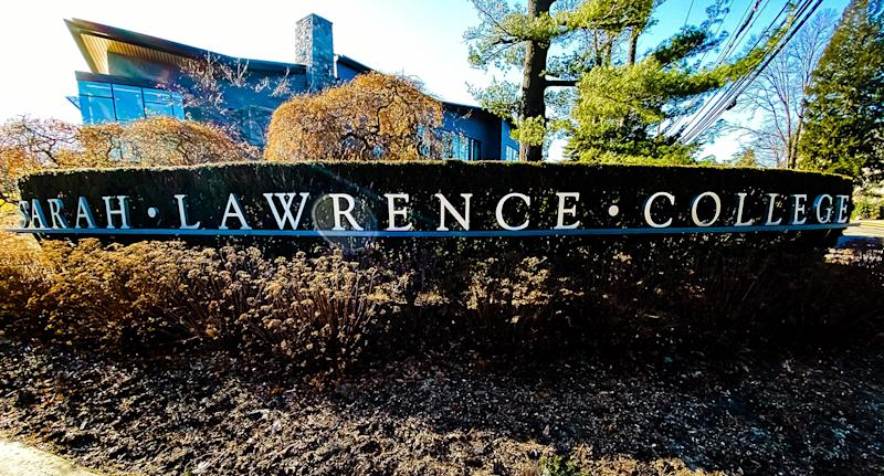 The Sarah Lawrence College where Lawrence Ray is accused of running a sex-trafficking ring.