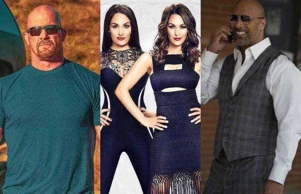 11 WWE Superstars With Their Own TV Shows (Photos)