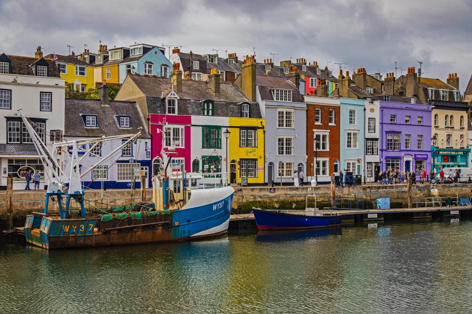 Eweleaze Farm is convenient for visiting the pretty town of Weymouth (Getty Images)