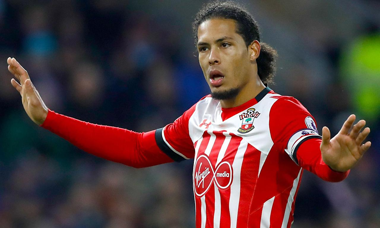 Southampton's priority now will be to hold on to Virgil van Dijk.