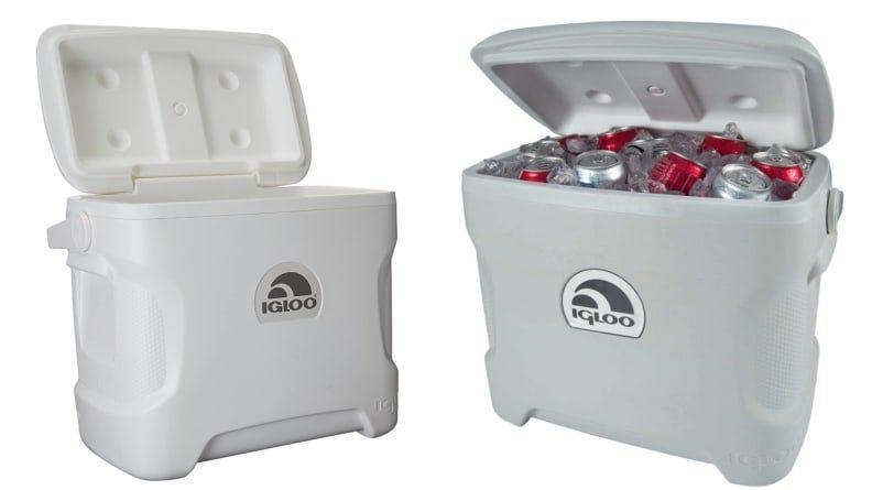 The Igloo Marine Ultra Cooler might not look like much, but it can keep ice cold for a respectable 3.5 days.