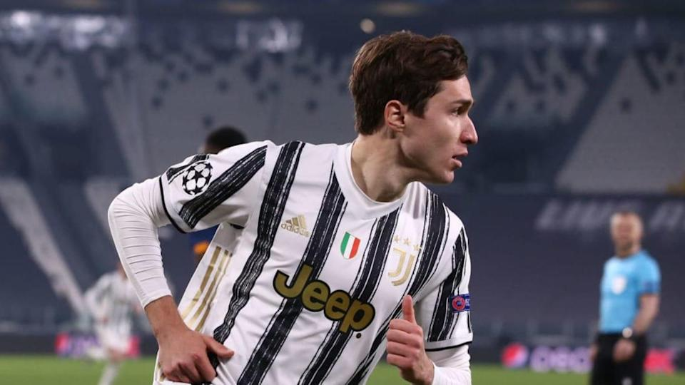 Federico Chiesa   Jonathan Moscrop/Getty Images