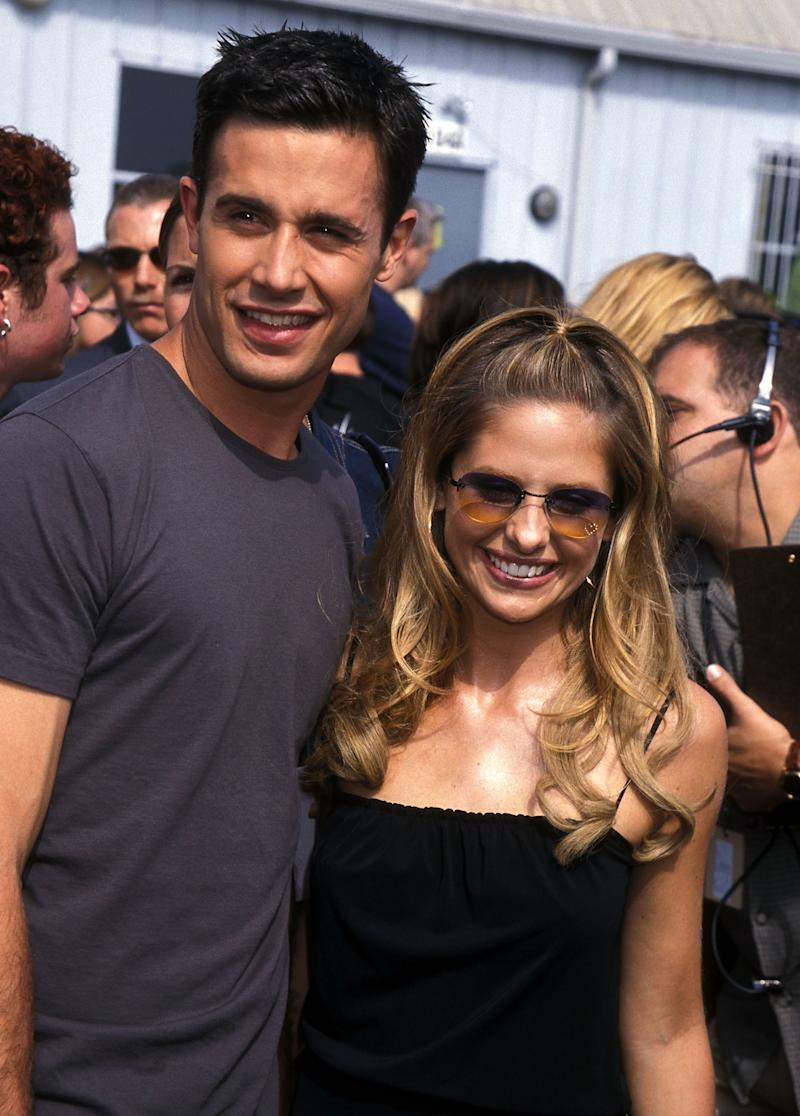Freddie Prinze Jr. Just Revealed the Secret to His 15-Year Marriage With Sarah Michelle Gellar