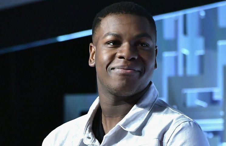 Stopped... John Boyega speaks about being stopped 'every single time' he'd enter the US - Credit: Getty