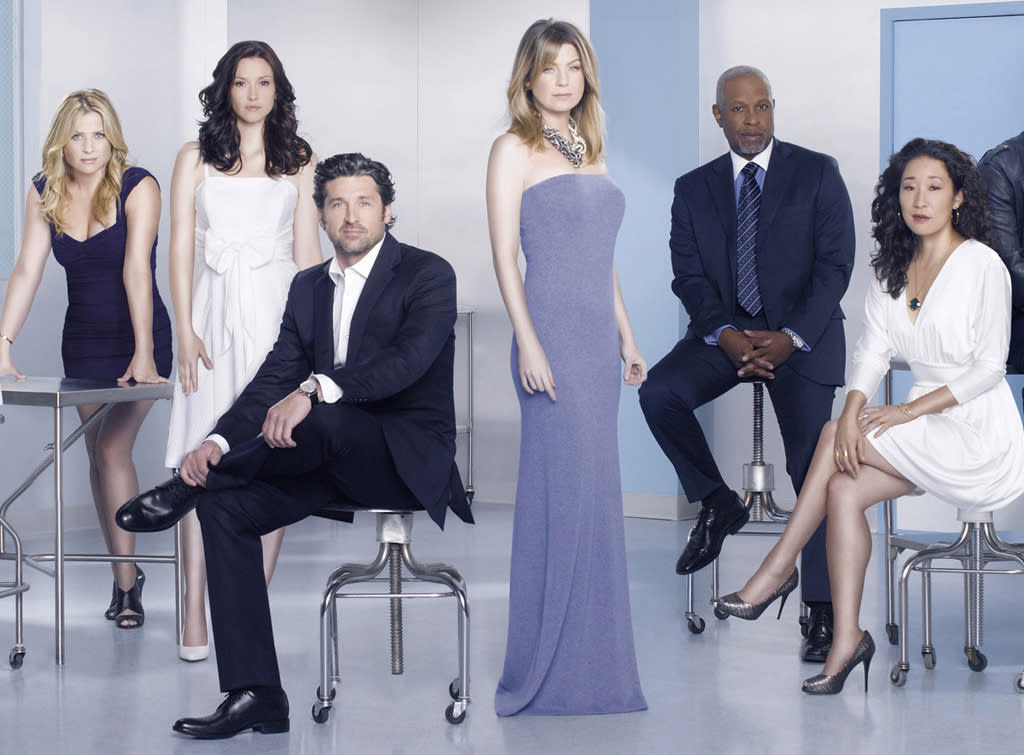 "<b>""Grey's Anatomy"" (ABC)</b>"