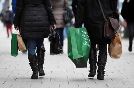 German inflation moves closer to ECB target, revised data shows