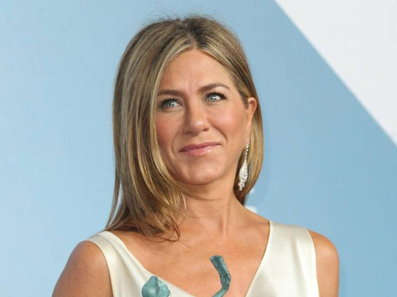 Jennifer Aniston: 'I've always wanted to be Wonder Woman'