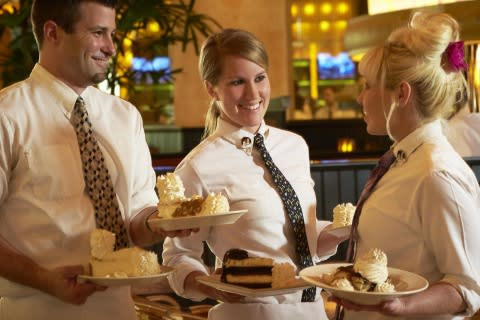 The Cheesecake Factory Named To Fortune S 100 Best