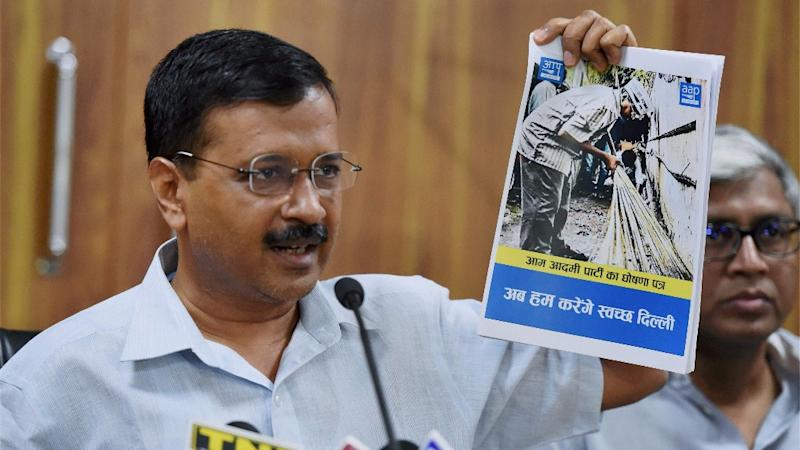 MCD Elections: Delhi BJP Files Police Complaint Against Kejriwal