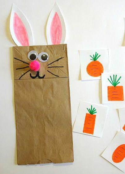 "<p>This silly but educational game helps little children learn shapes. Start by drawing different carrot shapes on white pieces of paper. Then ask you child for, say, the round carrot. If they get it right, the bunny will munch it up!<br></p><p><strong>Get the tutorial at <a href=""http://www.littlefamilyfun.com/2013/03/feed-bunny-game.html"" rel=""nofollow noopener"" target=""_blank"" data-ylk=""slk:Little Family Fun"" class=""link rapid-noclick-resp"">Little Family Fun</a>.</strong><br></p>"