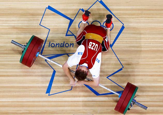 London 2012 Olympics: Best photos of Day 2