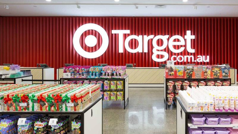 Here's the full list of Target stores closing. Source: Getty