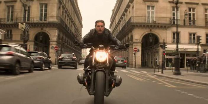Mission Impossible Fallout Paramount