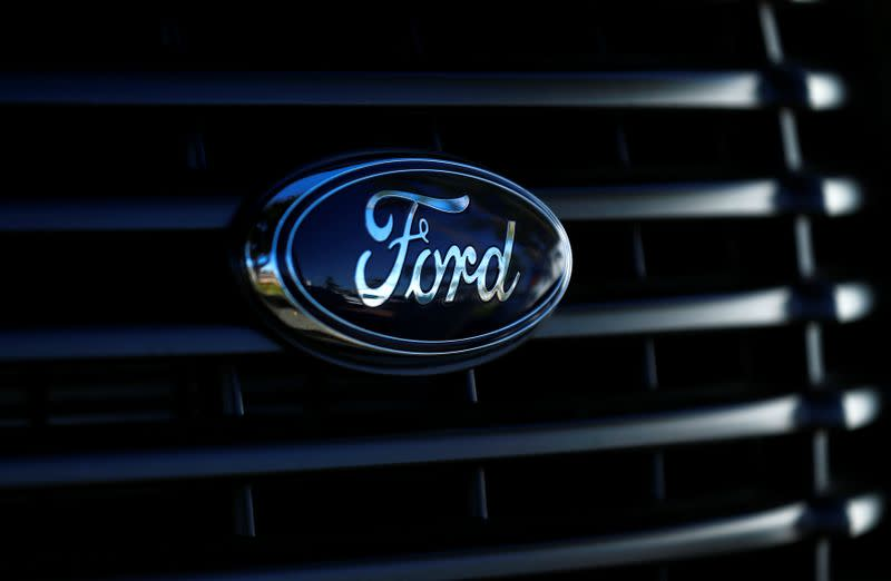 Ford to restart U.S. truck plants in April to combat pandemic-linked cash squeeze