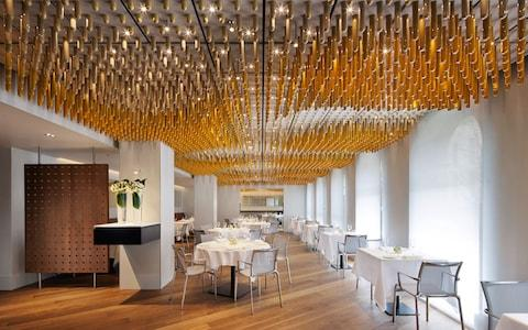 COMO The Halkin, Belgravia, London restaurant