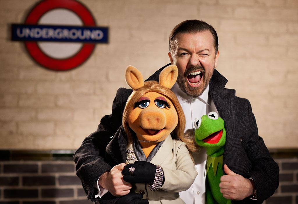 """Walt Disney Pictures' """"The Muppets... Again"""" - 2014"""