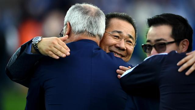 Ranieri left shocked by death of 'man of gold' Srivaddhanaprabha