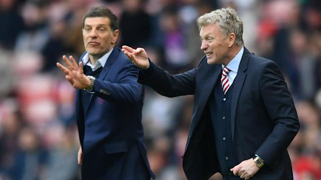 With Sunderland deep in trouble and just six games of the season remaining, David Moyes has sympathy for the club's supporters.