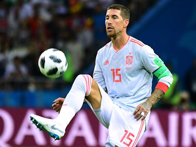 World Cup 2018: Spain defender Sergio Ramos hits back at Diego Maradona with Lionel Messi comparison