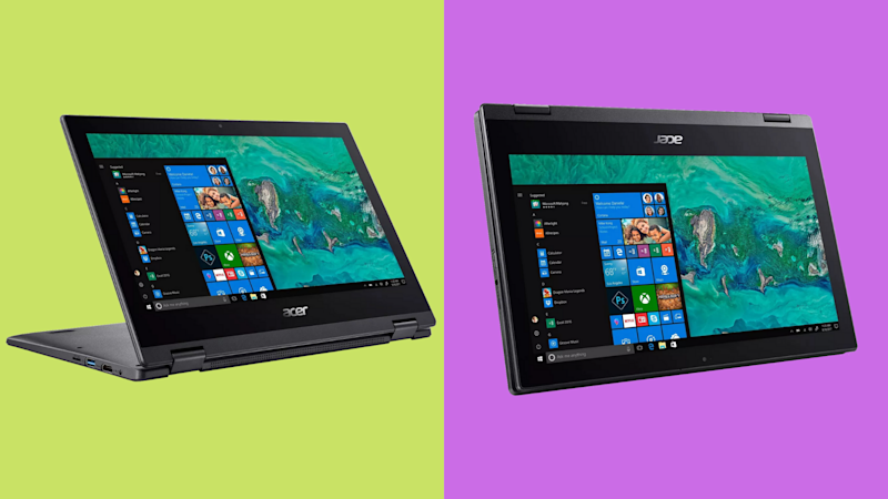 Now in display and tablet modes. (Photo: Target)