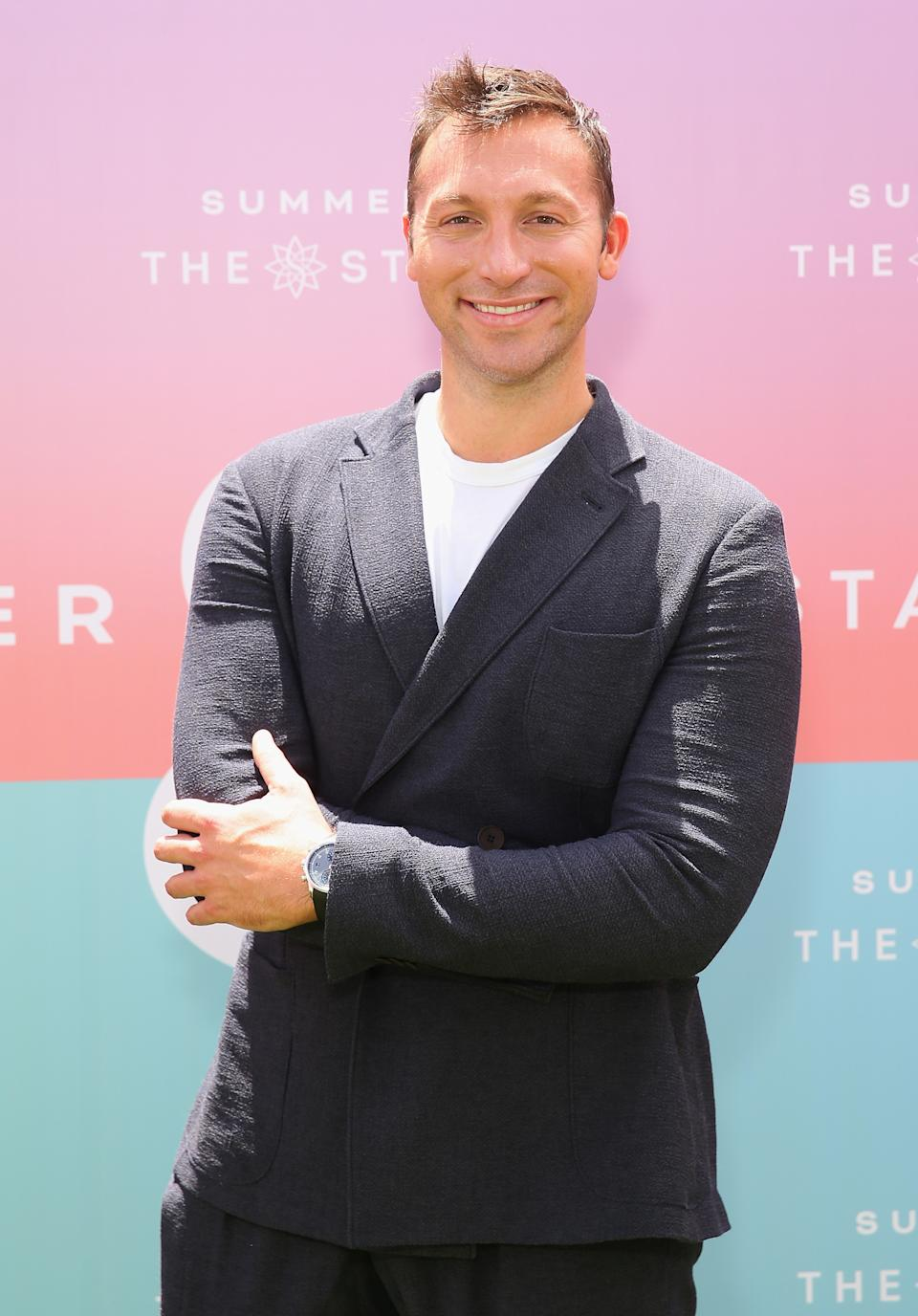SYDNEY, AUSTRALIA - DECEMBER 08:  Ian Thorpe attends the Summer & The Star Official Launch at The Star on December 8, 2017 in Sydney, Australia.  (Photo by Don Arnold/WireImage)