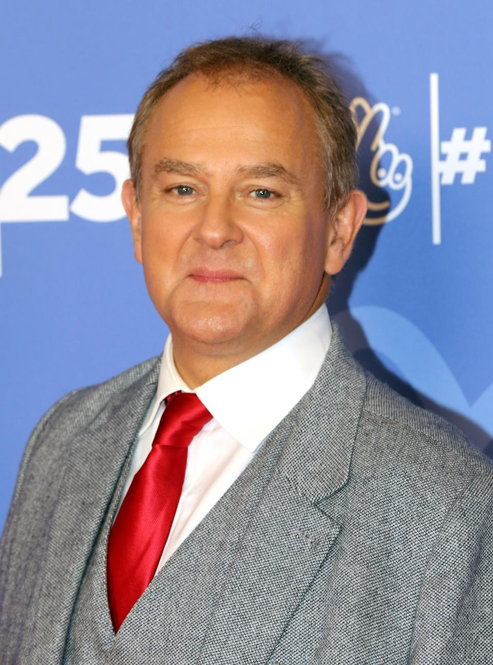 Hugh Bonneville attending the 25th Birthday National Lottery Awards, the search for the UK's favourite National Lottery-funded projects. (Photo by Isabel Infantes/PA Images via Getty Images)