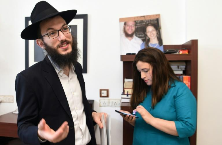 Israel Kozlovsky is now the rabbi of the Chabad Mumbai which was attacked by Pakistani militants in November 2008