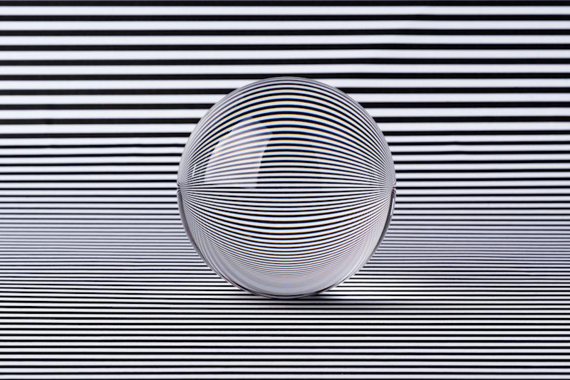 Crystal Ball Illusion
