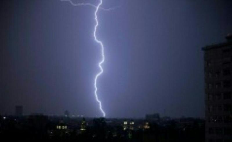 At least 16 people were killed when lightning struck a Seventh-Day Adventist church in Rwanda's Southern Province