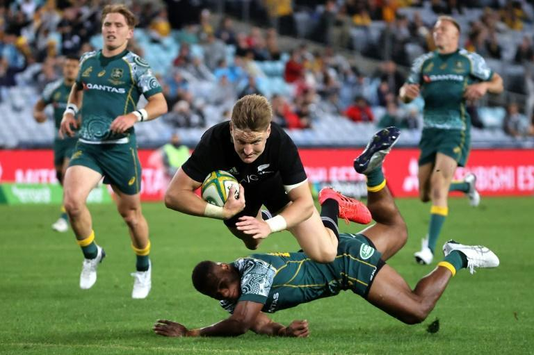 New Zealand wrapped up the four-Test Bledisloe Cup series last weekend