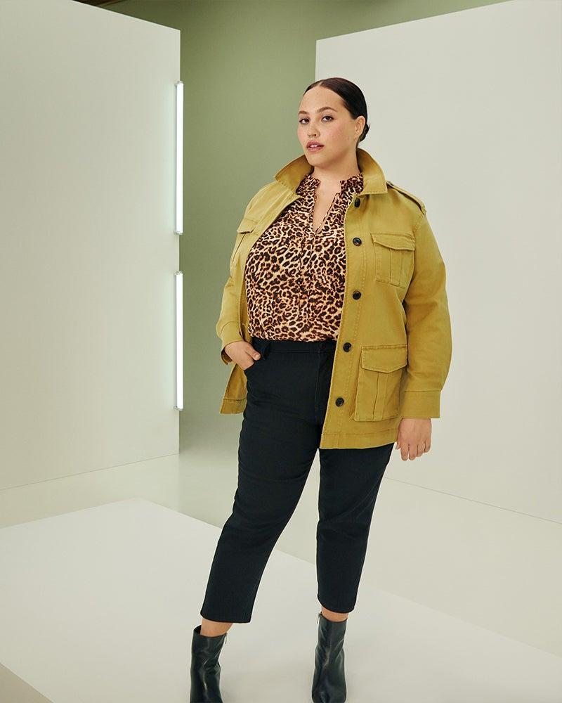 """<strong><h3>Nili Lotan x Target</h3></strong><br><br><strong>Nili Lotan x Target</strong> Leopard Print Long Sleeve Tie-Front Blouse, $, available at <a href=""""https://go.skimresources.com/?id=30283X879131&url=https%3A%2F%2Fgoto.target.com%2FP0bd9Q"""" rel=""""nofollow noopener"""" target=""""_blank"""" data-ylk=""""slk:Target"""" class=""""link rapid-noclick-resp"""">Target</a><br><br><strong>Nili Lotan x Target</strong> High-Rise Ankle Length Skinny Jeans, $, available at <a href=""""https://go.skimresources.com/?id=30283X879131&url=https%3A%2F%2Fgoto.target.com%2Fb3VrJM"""" rel=""""nofollow noopener"""" target=""""_blank"""" data-ylk=""""slk:Target"""" class=""""link rapid-noclick-resp"""">Target</a><br><br><strong>Nili Lotan x Target</strong> Button-Front Jacket, $, available at <a href=""""https://go.skimresources.com/?id=30283X879131&url=https%3A%2F%2Fgoto.target.com%2F0JPKa3"""" rel=""""nofollow noopener"""" target=""""_blank"""" data-ylk=""""slk:Target"""" class=""""link rapid-noclick-resp"""">Target</a>"""