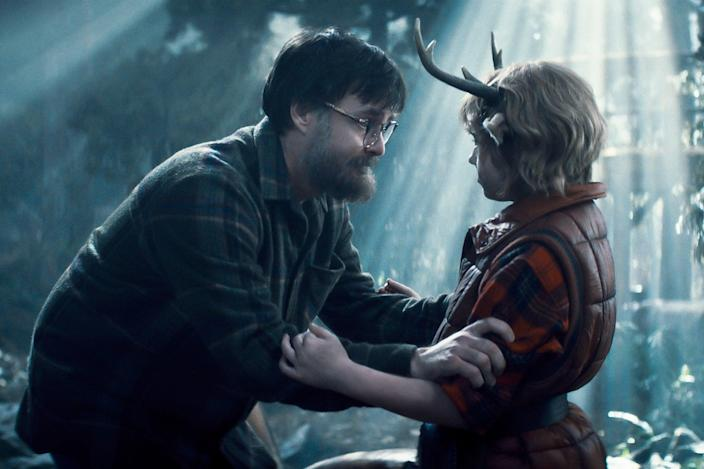 """<p>Susan and Robert Downey Jr. executive-produce this interesting new series, <strong>Sweet Tooth</strong>, based on Jeff Lemire's comic book series. In a post-apocalyptic world, a lovable half-boy, half-deer searches for a new beginning with a gruff protector.</p> <p><a href=""""https://www.netflix.com/title/81221380"""" class=""""link rapid-noclick-resp"""" rel=""""nofollow noopener"""" target=""""_blank"""" data-ylk=""""slk:Watch Sweet Tooth on Netflix"""">Watch <strong>Sweet Tooth</strong> on Netflix</a>.</p>"""
