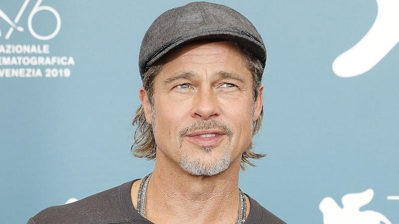 Brad Pitt Talks Toxic Masculinity and the 'Barrier That's