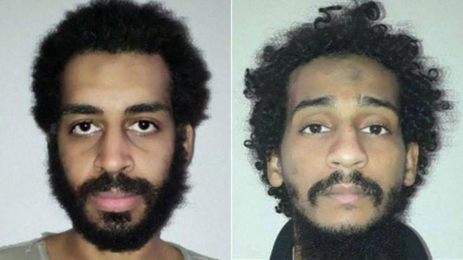 Isis 'Beatles' slam Britain for 'denying them a fair trial'