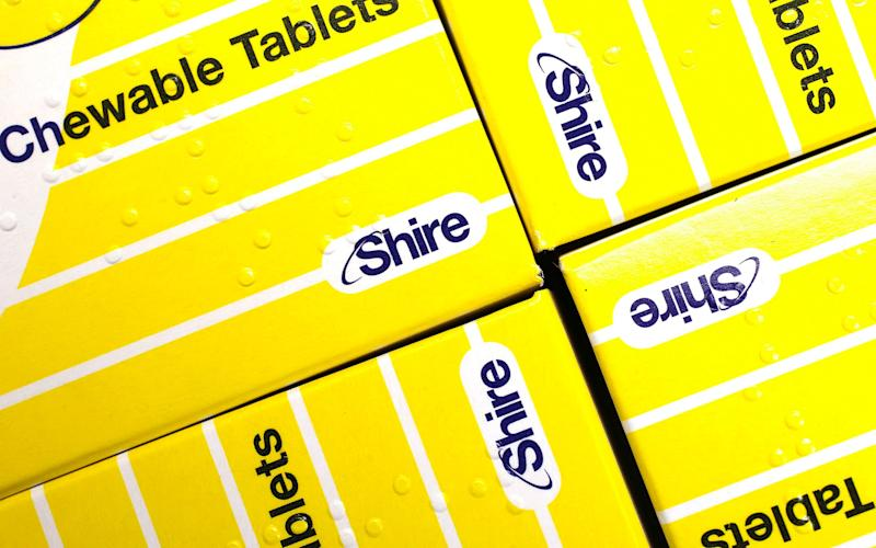 Drug maker Shire has agreed to sell its oncology business toServier for$2.4bn (£1.7bn) - SUZANNE PLUNKETT