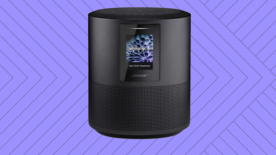 Save $100—Bose Home Speaker 500. And this is the all-time lowest price too. (Photo: Bose)