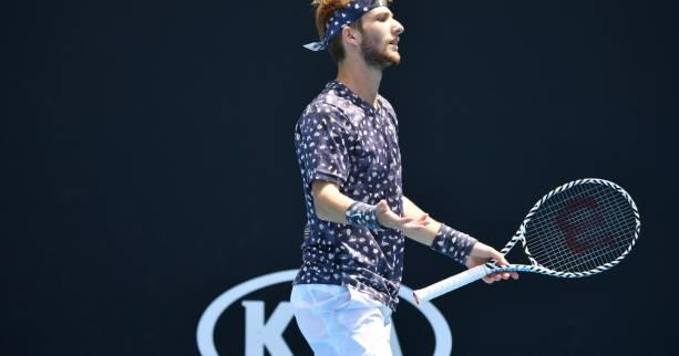 US Open (H) - Corentin Moutet, éliminé de l'US Open : « Encore du chemin à faire »