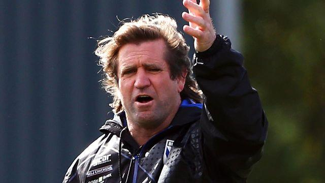 Hasler is reportedly seeking a $1 million payout. Pic: Getty
