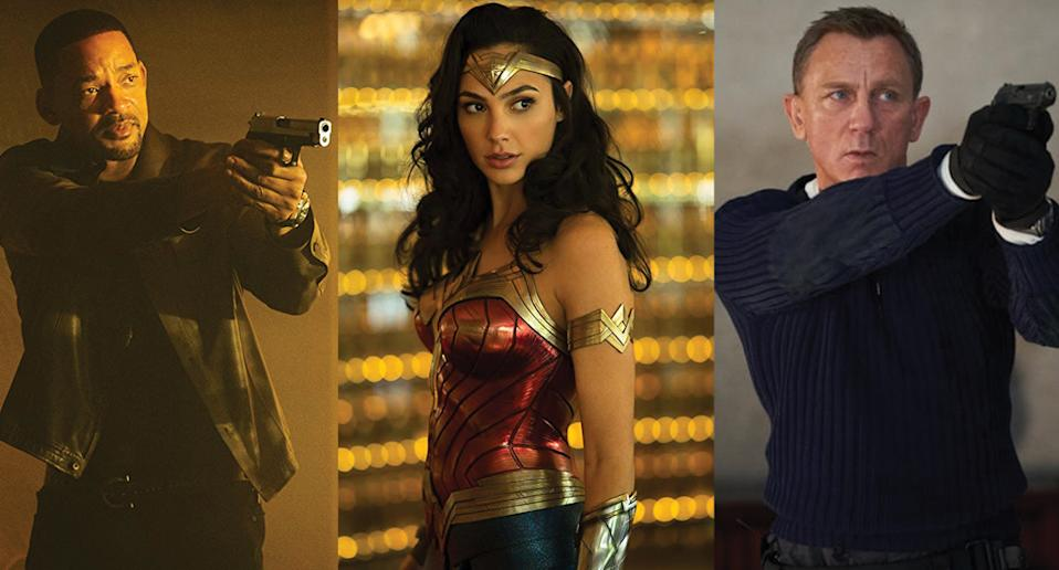 Photo: Sony Picture, Warner Bros. Pictures, Universal Pictures/MGM
