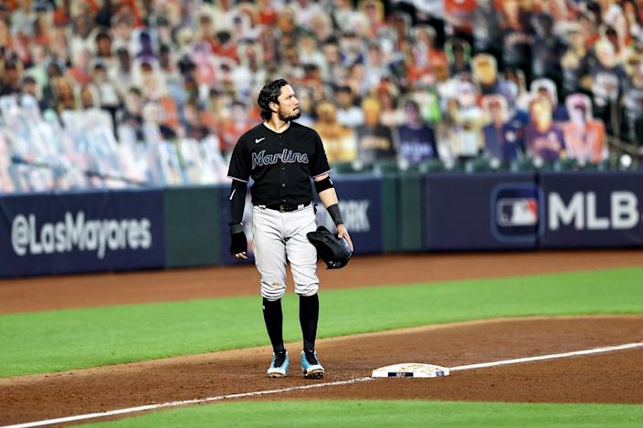 Image: Division Series - Miami Marlins v Atlanta Braves - Game One (Elsa / Getty Images)