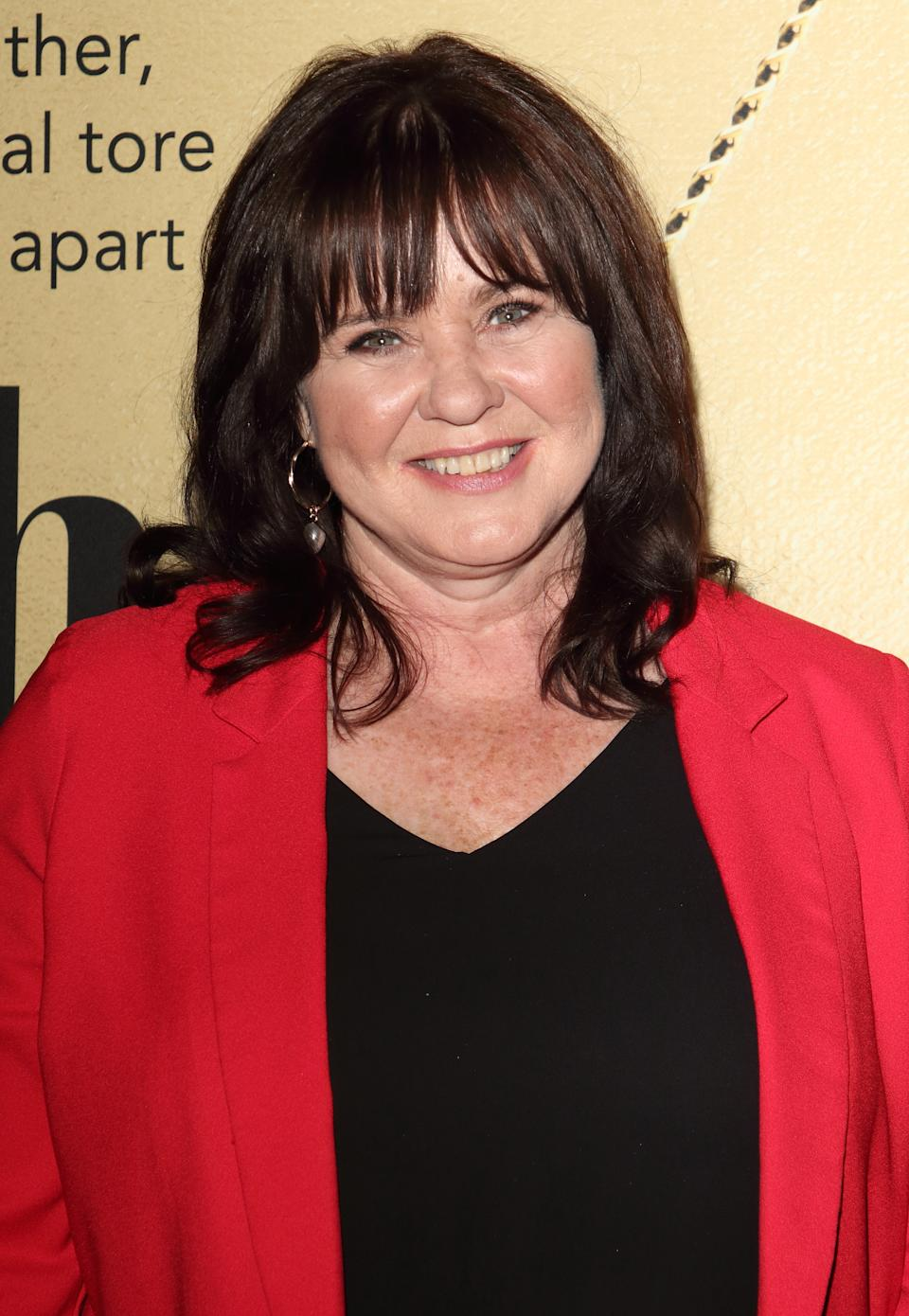 Coleen Nolan at The Thunder Girls book launch party at The Court, Kingly Street (Photo by Keith Mayhew / SOPA Images/Sipa USA)