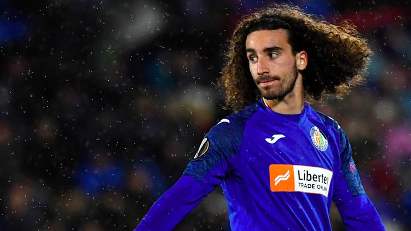 Barcelona to receive €10m after Getafe exercise Cucurella option
