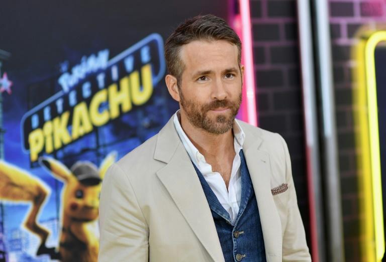 """Ryan Reynolds made clear he was aware of British fans' suspicion of Americans. """"I care about my well-being enough to not call it soccer"""""""