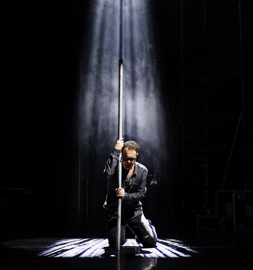 Mark Stone is outstanding as Wotan (Alex Brenner)