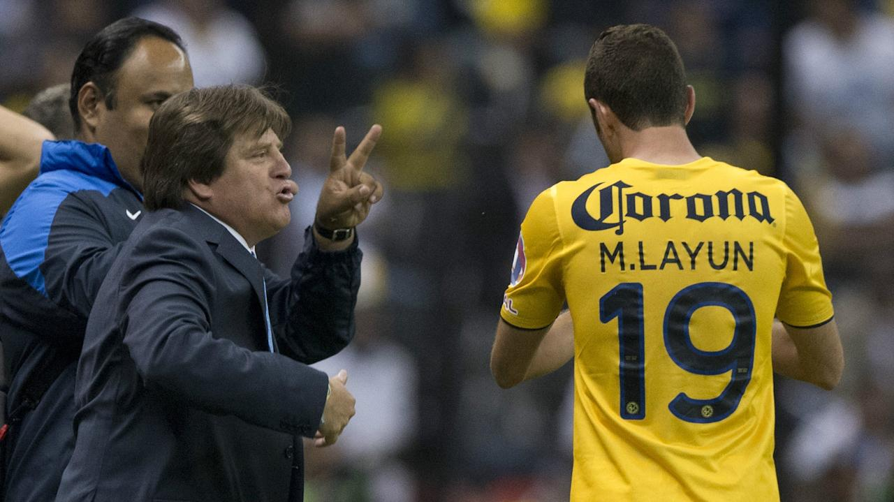 The former Mexico manager is returning to the Mexico City club after spending the last three tournaments with Club Tijuana