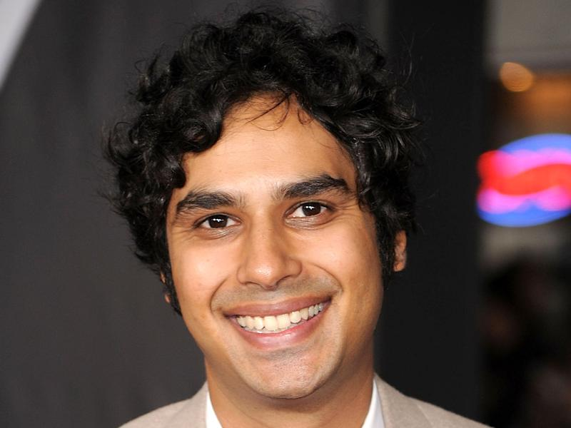 Nayyar is a British-Indian actor, born in London and brought up in Delhi, best known for his role as Raj in the Emmy-winning US sitcom The Big Bang Theory