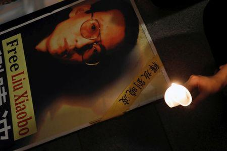 Chinese activist Liu should get treatment he needs: German ForMin source