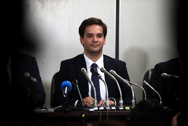 Mt. Gox chief returns as an exec at a VPN giant