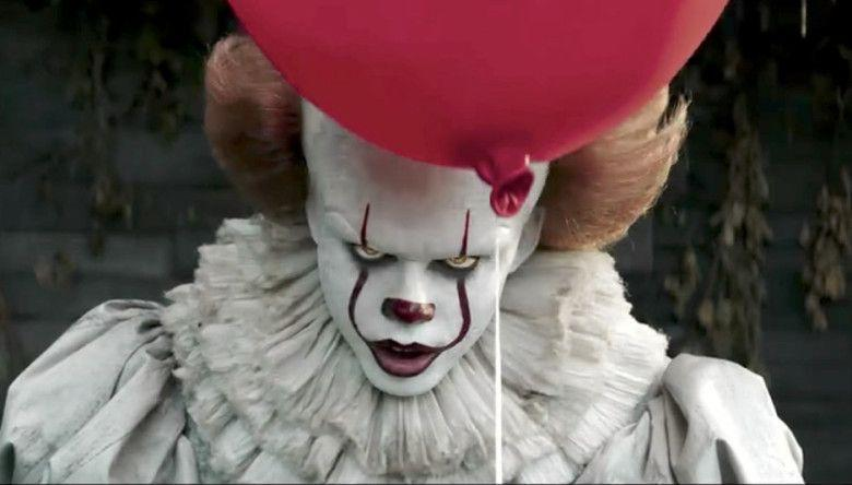 """<p>Since Pennywise the Clown is one of <a href=""""https://www.goodhousekeeping.com/holidays/halloween-ideas/g29401513/google-most-popular-halloween-costumes-2019/"""" rel=""""nofollow noopener"""" target=""""_blank"""" data-ylk=""""slk:the most popular Halloween costumes"""" class=""""link rapid-noclick-resp"""">the most popular Halloween costumes</a>, it's only fitting that the 2017 remake of Stephen King's bone-chilling story makes the cut. </p><p><a class=""""link rapid-noclick-resp"""" href=""""https://www.amazon.com/Jaeden-Lieberher/dp/B0756VMDV5/?tag=syn-yahoo-20&ascsubtag=%5Bartid%7C10055.g.29579568%5Bsrc%7Cyahoo-us"""" rel=""""nofollow noopener"""" target=""""_blank"""" data-ylk=""""slk:WATCH NOW"""">WATCH NOW</a></p>"""